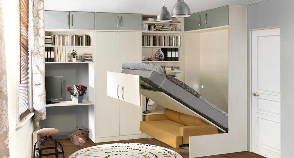 meubles lits mougins et cannes lits superpos s et rabattables. Black Bedroom Furniture Sets. Home Design Ideas