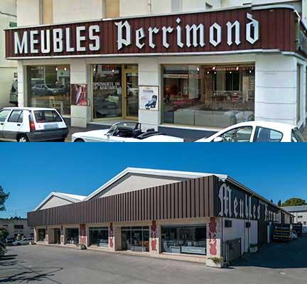 Meubles perrimond magasin de meubles mougins - Magasin de meuble cannes la bocca ...
